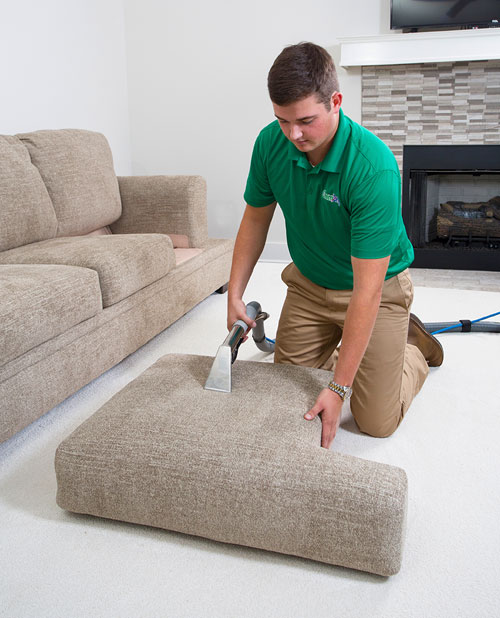 Chem-Dry Carpet Cleaning by Warren's professional upholstery cleaning