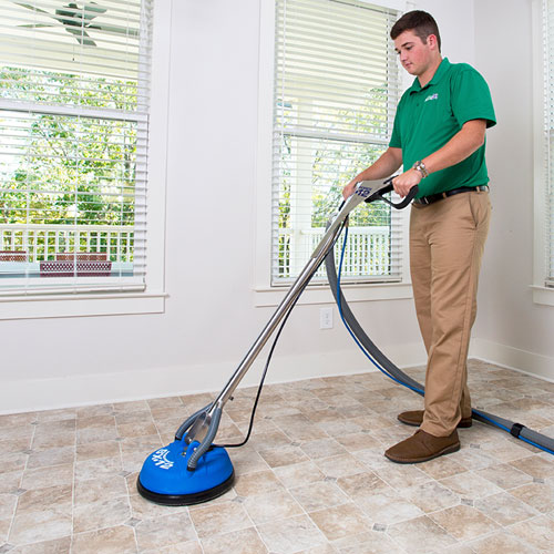 Stone, Tile and Grout Cleaning Provided by Chem-Dry Carpet Cleaning by Warren